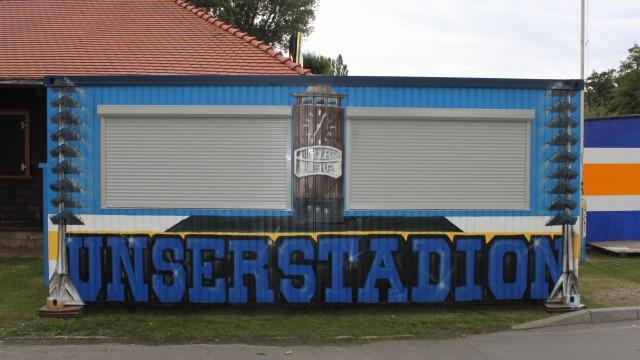 "Container, BI ""Unser Stadion"""